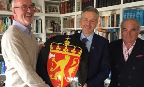 Ny konsul i Ticino